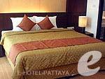 パタヤ シラチャーのホテル : カラブニング リゾート & スパ(Karabuning Resort & Spa)の2ベッドルームルームの設備 Bedroom
