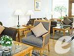 パタヤ サービスアパートのホテル : カラベル ハウス シラチャー 「Lobby」