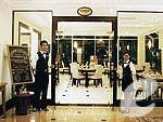パタヤ サービスアパートのホテル : カラベル ハウス シラチャー 「Restaurant」
