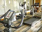 パタヤ サービスアパートのホテル : カラベル ハウス シラチャー 「Fitness Jim」
