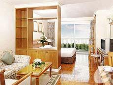 パタヤ シラチャーのホテル : カラベル ハウス シラチャー(1)のお部屋「スタジオ」