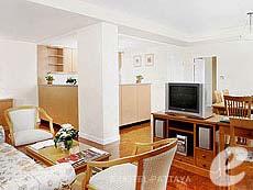 パタヤ シラチャーのホテル : カラベル ハウス シラチャー(1)のお部屋「2ベッドルーム」