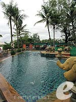 Swimming Pool : Kata Beach Resort & Spa, Fitness Room, Phuket