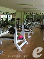Fitness Gym : Kata Beach Resort & Spa, with Spa, Phuket