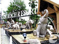 Kata Beach Resort & Spa, Beach Front, Phuket