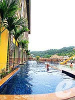 Swimming Pool : PGS Hotels Casa Del Sol, Kata Beach, Phuket