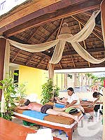 Thai Massage : PGS Hotels Casa Del Sol, Kata Beach, Phuket
