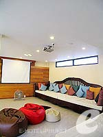 Movie Room : PGS Hotels Casa Del Sol, Long Stay, Phuket