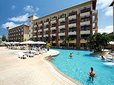 โรงแรมพีจีเอส คาซา เดล ซอล, 1500-3000บาท, โรงแรมในภูเก็ต, ประเทศไทย