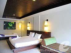 プーケット カタビーチのホテル : PGS ホテルズ カサ デル ソル(1)のお部屋「プール アクセス」