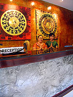 Reception : Kata Country House, Kata Beach, Phuket