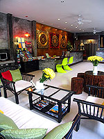 Lobby : Kata Country House, Long Stay, Phuket
