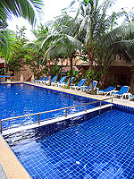 Swimming Pool : Kata Country House, Kata Beach, Phuket