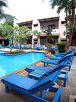 Swimming Pool : Kata Country House, Long Stay, Phuket