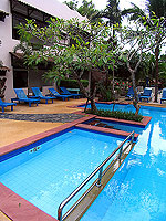 Kids Pool : Kata Country House, Long Stay, Phuket