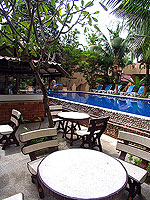 Poolside Bar : Kata Country House, Kata Beach, Phuket