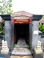 Massage : Kata Country House, Kata Beach, Phuket