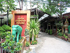 Kata Country House, Serviced Villa, Phuket