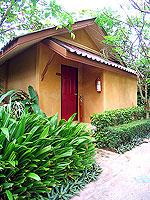 プーケット ファミリー&グループのホテル : カタ カントリー ハウス(Kata Country House)のバンガロールームの設備 Exterior