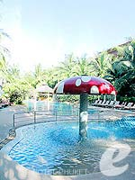 Swimming Pool : Kata Palm Resort & Spa, Pool Access Room, Phuket