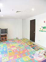 Kids Room : Kata Palm Resort & Spa, Pool Access Room, Phuket