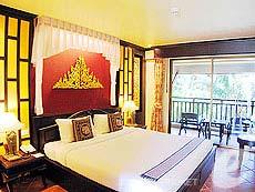 プーケット カタビーチのホテル : カタ パーム リゾート(1)のお部屋「スーペリア」