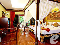 プーケット フィットネスありのホテル : カタ パーム リゾート(1)のお部屋「プレミア スイート」