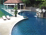 Swimming Pool : Katamanda, Rental Villa, Phuket
