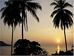 Sunset : Katamanda, Kata Beach, Phuket
