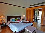プーケット カタビーチのホテル : カタマンダ(Katamanda)の2ベッドルーム D6ルームの設備 Room View
