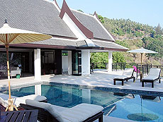 プーケット レンタル ヴィラのホテル : カタマンダ(1)のお部屋「3ベッドルーム E5」
