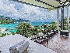 プーケット カタビーチのホテル : カタマンダ(1)のお部屋「3ベッドルーム F3」