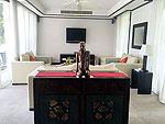 プーケット カタビーチのホテル : カタマンダ(Katamanda)の3ベッドルーム A1ルームの設備 Room View
