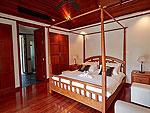 プーケット カタビーチのホテル : カタマンダ(Katamanda)の3ベッドルーム B2ルームの設備 Room View