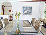 プーケット レンタル ヴィラのホテル : カタマンダ(Katamanda)の4ベッドルーム E2ルームの設備 Room View