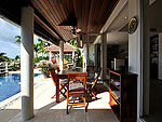 プーケット レンタル ヴィラのホテル : カタマンダ(Katamanda)の6ベッドルーム G2ルームの設備 Room View