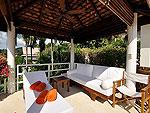 プーケット カタビーチのホテル : カタマンダ(Katamanda)の3ベッドルーム C6ルームの設備 Room View