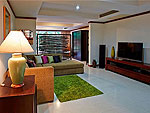 プーケット カタビーチのホテル : カタマンダ(Katamanda)の3ベッドルーム D6ルームの設備 Room View