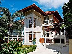 プーケット カタビーチのホテル : カタマンダ(1)のお部屋「3ベッドルーム D6」