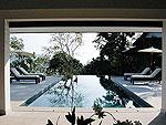 プーケット カタビーチのホテル : カタマンダ(Katamanda)の3ベッドルーム E2ルームの設備 Room View