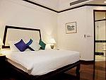 プーケット カタビーチのホテル : カタマンダ(Katamanda)の2ベッドルーム A6ルームの設備 Room View