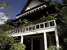 プーケット レンタル ヴィラのホテル : カタマンダ(1)のお部屋「2ベッドルーム A5」