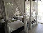 プーケット カタビーチのホテル : カタマンダ(Katamanda)の4ベッドルーム A1ルームの設備 Room View
