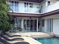 プーケット カタビーチのホテル : カタマンダ(1)のお部屋「4ベッドルーム A1」