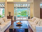 プーケット カタビーチのホテル : カタマンダ(Katamanda)の6ベッドルーム G2ルームの設備 Room View