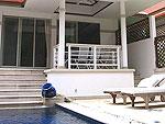 プーケット カタビーチのホテル : カタマンダ(Katamanda)の2ベッドルーム B1ルームの設備 Room View