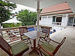 プーケット レンタル ヴィラのホテル : カタマンダ(Katamanda)の3ベッドルームルームの設備 Room View
