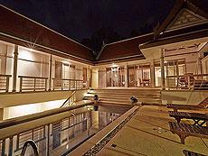 プーケット レンタル ヴィラのホテル : カタマンダ(1)のお部屋「3ベッドルーム」