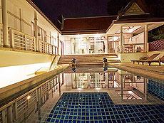 プーケット カタビーチのホテル : カタマンダ(1)のお部屋「3ベッドルーム B3」