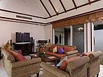 プーケット レンタル ヴィラのホテル : カタマンダ(Katamanda)の3ベッドルーム C5ルームの設備 Room View